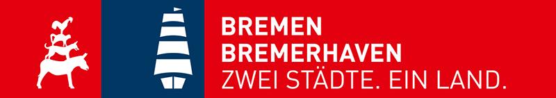 Das Logo von Bremen-Bremerhaven.