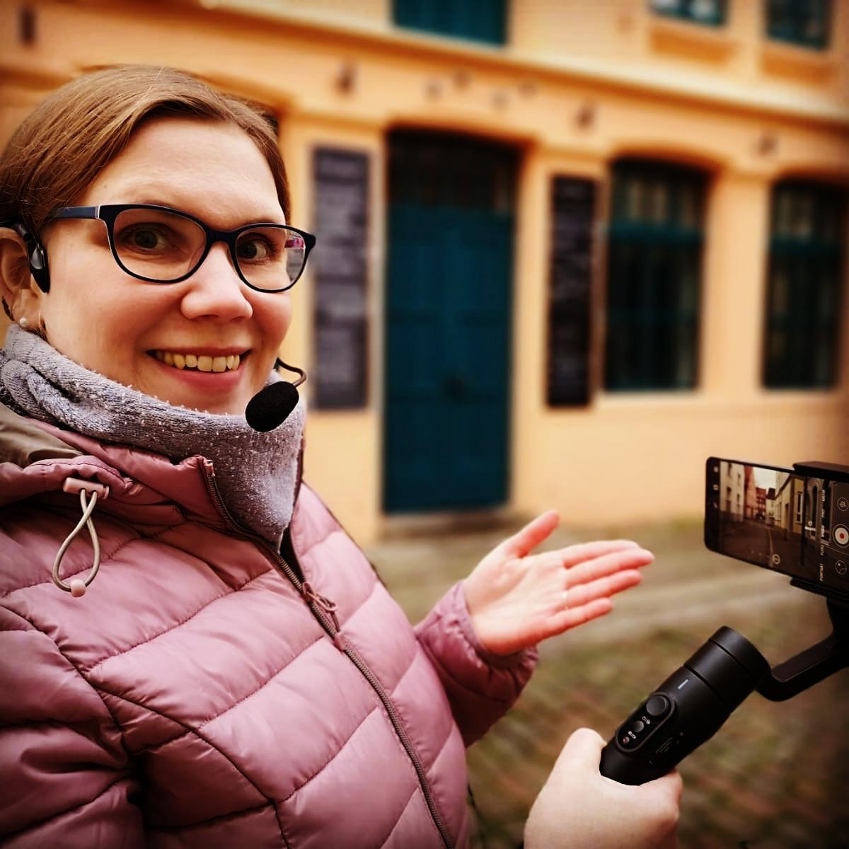 Foto virtuelle Stadtführung BTZ